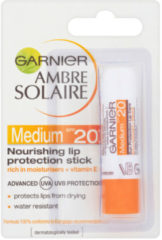 Garnier Ambre Solaire Lip Zon Protection Stick - SPF20