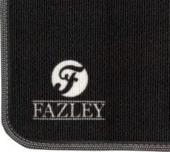 Deze Fazley drummat zorgt ervoor dat je bassdrum, je hihatstatief en de rest van de losse onderdelen van je drumstel netjes op hun plek blijven staan. Een stevige, stijlvolle zwarte drummat, geschikt voor de meeste setups!