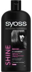 Syoss Shine Boost Shampoo 6-pack (6x500ml)