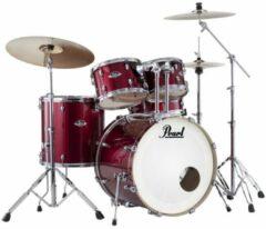 Pearl EXX705NBR/C704 Export Black Cherry Glitter drumstel