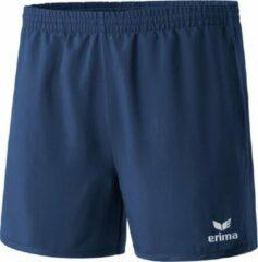 Marineblauwe Erima Club 1900 Sportshort Dames - New Navy