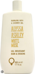 Alyssa Ashley White Musk Bath & Showergel 750 ml