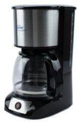 Zwarte Elta GmbH Elta Koffiezetapparaat 12-kops 800 Watt met 1,5L glazen kan