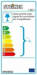 Steinel L585 005917 Buitenlamp met bewegingsmelder (wand) Spaarlamp, LED E27 60 W Wit