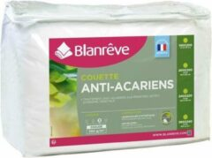 BLANREVE Percale warm dekbed - Anti-mijten - 350 g / m² - 240x260cm