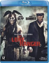 VSN / KOLMIO MEDIA The Lone Ranger | Blu-ray