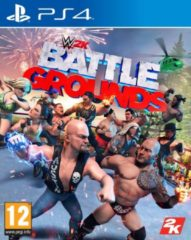 Take-Two WWE 2K Battlegrounds Game - PS4
