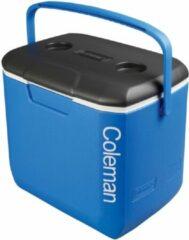 Coleman Cooler 30QT Koelbox - 28 Liter - Blauw/Zwart