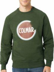 Donkergroene Colmar Sweater Heren