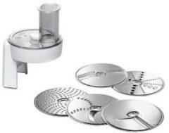 Witte Bosch MUZ5VL1 VeggieLove lifestyle-pakket - Accessoires voor MUM 5 Keukenmachines