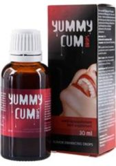 O-products Yummy Cum Drops - Stimulerend supplement