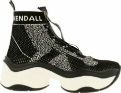 Witte Kendall & Kylie Kendall + Kylie Willamina Sneaker Women Black-White 37
