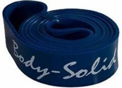 Blauwe Body-Solid - BSTB4 - Power Band - Heavy