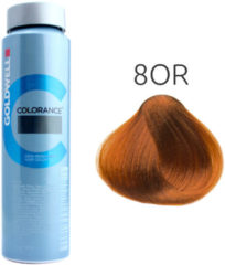 Goldwell - Colorance - Color Bus - 8-OR Light Blonde Orange Red - 120 ml