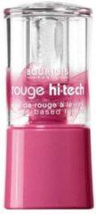 Roze Bourjois Rouge Hi-Tech Liptint Lippenstift - 85 Groseille Irréelle