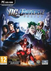 Scee DC Universe Online