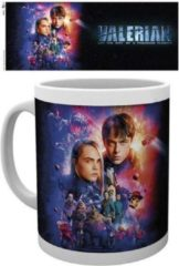 Witte Merkloos / Sans marque VALERIAN - Mug - 300 ml - One Sheet Cast