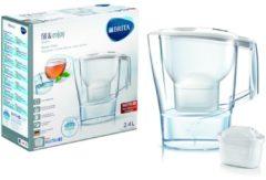 Brita AlunaCoolMXplus ws - Wasserfilter m.MaxtraPlus-Filter AlunaCoolMXplus ws