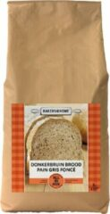 Bakers@home All-in broodmix - donkerbruin (2kg)