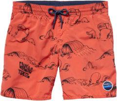 O'Neill Thirst To Surf Boardshorts Red Swim Shorts