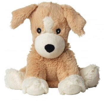 Afbeelding van Bruine Greenlife Value GmbH Warmies - Magnetron knuffel Puppy Welp
