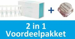 Instantly Ageless 5 pipetjes + Sands of Time - Microdermabrasie 6 ml - Voordeelverpakking