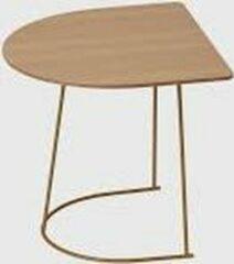 Muuto salontafel - Luchtige koffietafel (Oregon Pine - half) bijzettafel