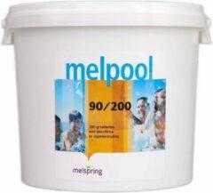 Melpool chloor tabletten 90/200 emmer 5kg