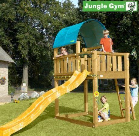 Afbeelding van Jungle Gym   Barrack   Lichtgroen