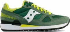 Groene Saucony Mannen Leren Sneakers - Shadow original - 41