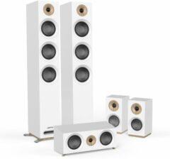 Jamo S 809 HCS W 5.0kanalen Wit luidspreker set