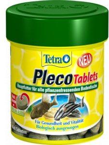 Afbeelding van Tetra Plecomin Visvoer Tabletten - 120 Tabletten