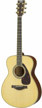 Afbeelding van Yamaha LS6M ARE elektrisch akoestische westerngitaar naturel
