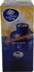 Friesche Vlag | Goudband | Melkcups 200 stuks