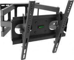 Zwarte ABC-Led Monitor- TV-beugel 1 Scherm 23 tot 60 inch - Muurplaat AR-51
