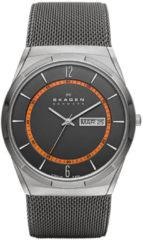 Skagen SKW6007 Horloge Melbye titanium zilvergrijs