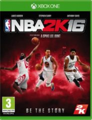 2K Sports NBA 2K16 - Xbox One