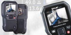 FLIR MR 160 Materiaalvochtigheidsmeter Meetbereik bouwvochtigheid 0 tot 100 %Vol. Geïntegreerde warmtebeeldcamera