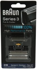 Procter&Gamble Braun Kombipack 31B sw - Scherfolie u Klingenblock f.Series3,Contour Kombipack 31B sw, Aktionspreis