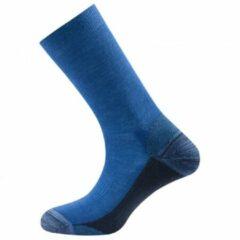 Blauwe Devold - Multi Medium Sock - Multifunctionele sokken maat 44-47 blauw