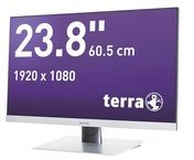 "TERRA GREENLINE PLUS 2462W - LED-Monitor - Full HD (1080p) - 60.5 cm (23.8"")"