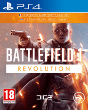 Electronic Arts Battlefield 1 – Revolutions | PlayStation 4