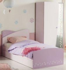 Rosa Parisot Bett inl. Schubkasten »Cristal«