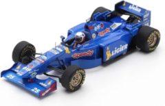 Ligier JS41 #25 M. Brundle French GP 1995