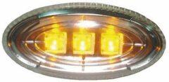 Set LED Zijknipperlichten Mazda 2/3/5/6 - Helder