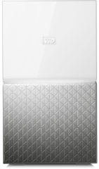 "Western Digital My Cloudâ""¢ Home Duo WDBMUT0120JWT-EESN NAS-server 12 TB RAID-geschikt"