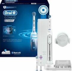 Zilveren Oral-B Genius Start Silver Elektrische Tandenborstel Powered By Braun