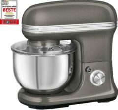 Antraciet-grijze ProfiCook Profi Cook PC-KM 1197 anthrazit Food processor 1200 W Anthracite