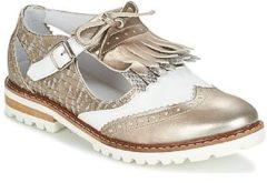 Gouden Nette schoenen Regard RETAZO