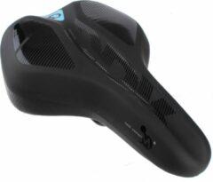 Cycle Tech zadel Comfort Plus 270 x 190 mm zwart